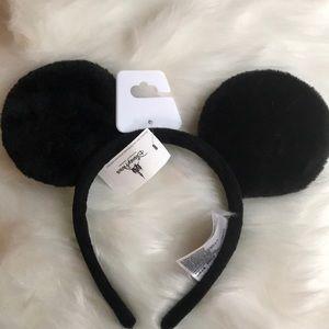 Plain Mickey Mouse Ears